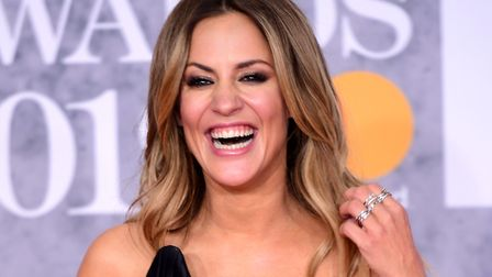 There has been an outpouring of public grief following the tragic death of Caroline Flack. Picture: