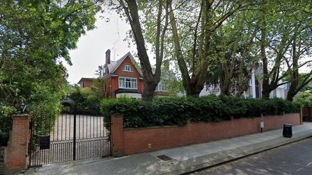 The longest continuously-held property in north London is 11 West Heath Avenue in Golders Green, whi