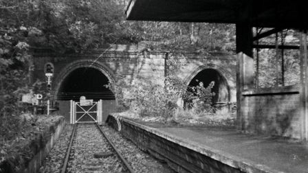 The extension of the central line was prioritised above the development of Highgate station and the
