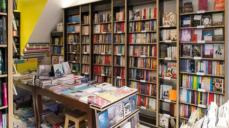 Pages of Hackney is an independent bookshop on Lower Clapton Road. Picture: Pages of Hackney