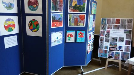 Somerleyton Village Art Sale and Exhibition raised funds for the ongoing village hall refurbishment