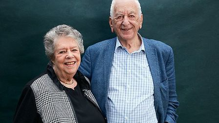 Alan and Gwen Cohen celebrated their 65th wedding anniversary in 2019. Picture: correspondent.world/