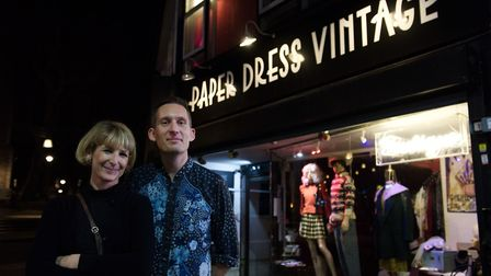 Paper Dress Vintage are 'mindful that this is a huge global crisis and many people are also sufferin