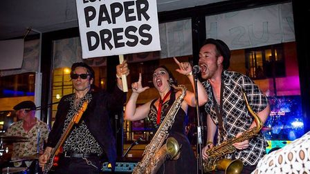 Paper Dress Vintage in Hackney Central has launched a crowdfunder with creative ways to support the