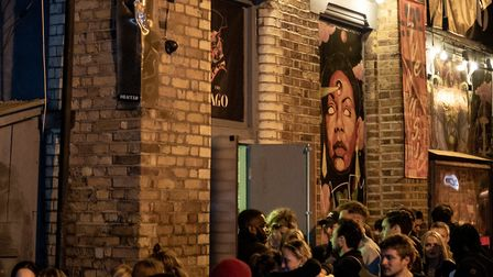 Like many businesses in Hackney The Jago in Dalston is struggling and unsure of how to deal with the