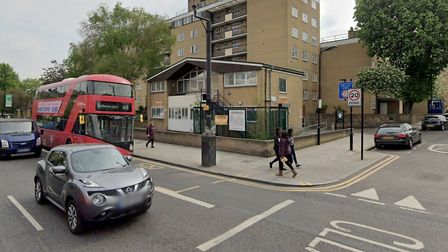 People on the Apsland Estate will be supported by neighbours. Picture: Google