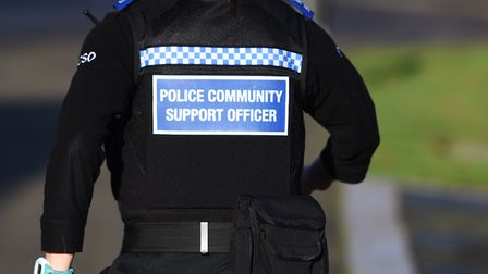 Suffolk Constabulary is proposing to cut half of its PCSOs Picture: GREGG BROWN