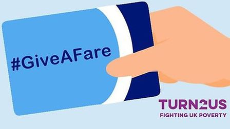 #GiveaFare is asking people now working from home to donate part of their commuting cost to gig econ