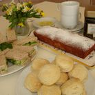 Frances Bissell's Afternoon tea on Gozo and banana and walnut loaf