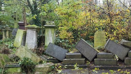 Have a walk around Abney Park Cemetery during isolation, but remember to keep your distance. Picture