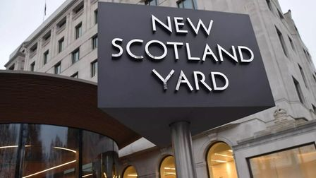 Met police's HQ at Scotland Yard. Picture source: MPS
