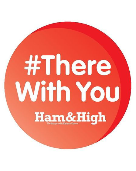 There WIth You logo. Ham&High. Picture: Archant