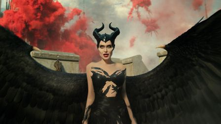 Angelina Jolie in Maleficent: MIstress of Evil. Picture: Disney