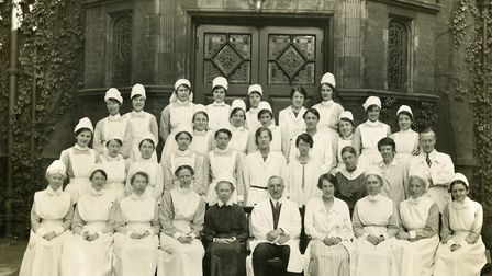 Mildmay staff have cared for patients and dealt with epidemics since the 1800s. Picture: Mildmay Hos