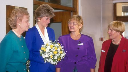 Mildmay has had many supporters over the years. Princess Diana made it famous when she visited in 19