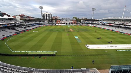 A general view of Lord's Cricket Ground