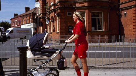 Stuart Roy Clarke captures the appeal of football in Liverpool.