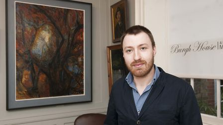 Mark Francis new general manager of Burgh House