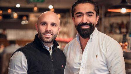 Restaurant owners and Kurdish best friends Cemal Polat and Ali Kalkan have lived in Hackney almost 3