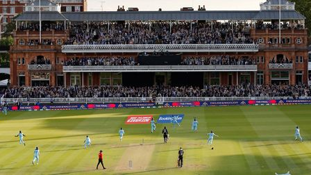 World Cup Final - New Zealand v England - Lord's, London, Britain - July 14, 2019