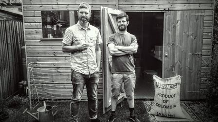 Neil Coyle and Ricardo Rendon founded the coffee roastery in 2013 - they started working out of a l