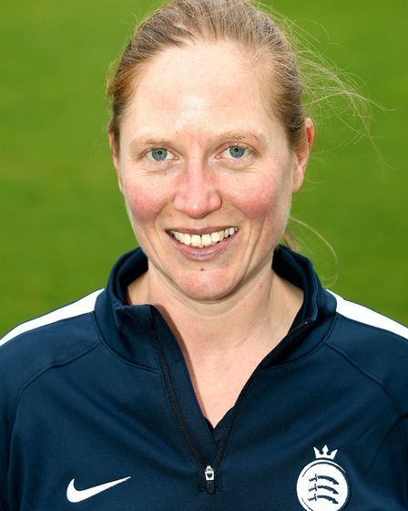 Middlesex Head of Women's Cricket Danni Warren