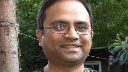 Dr Abdul Mabud Chowdhury who died after contracting coronavirus. Picture: Golam Rahat Khan/PA