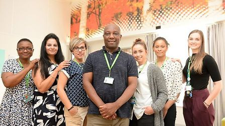 the East London NHS Foundation Trust is appealing for workers to help out during the coronavirus cri