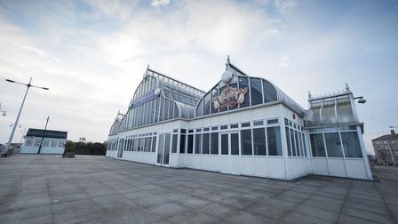 East Point Pavilion in Lowestoft. Picture: Nick Butcher.
