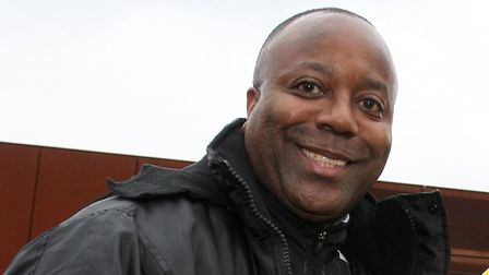 Jermaine Wright, a 'giant of Hackney Marshes', has died aged 46. Picture: Hackney and Leyton Sunday