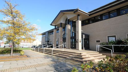 Yarmouth Magistrates court. Photo: Nick Butcher