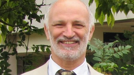 Yiannis Pareas, who has died of coronavirus. Picture: St Andrew the Apostle School