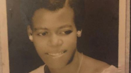 Patricia Theresa Ohajah (n�e Nwala's) photo from the passport she used to travel to Britain from Nig