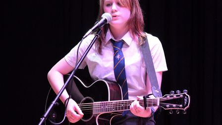 The annual Creatifest at Pakefield High School. Pictures: Mick Howes