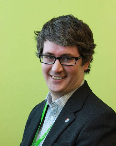 Tom Cottam, director of strategy and development at LILS.