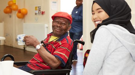Shoreditch Trust has been running programmes, like its stroke project, across Hackney for the last 2