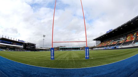 A general view of Allianz Park, home of Saracens (pic David Simpson/TGS Photo)