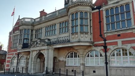 Neighbouring council Barnet had seven officials who received pay packets of more than �100,000. Pict