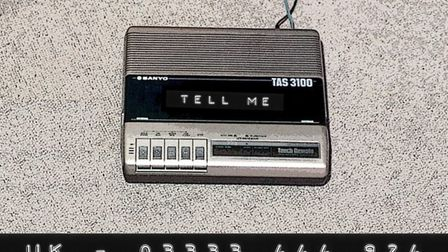 Tell Me project