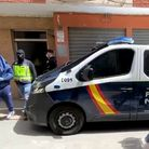 Suspected terrorist Abdel-Majed Abdel Barry was arrested in Spain with two others. Picture: Policia