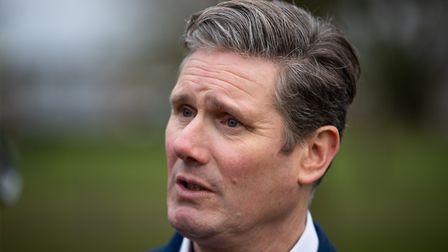 Sir Keir Starmer, now leader of the Labour Party. Picture: Aaron Chown/PA