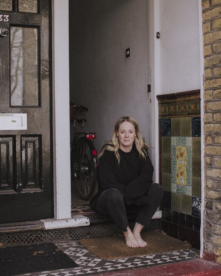 Lucy has lived in Dalston for two months. She's from Manchester but has just returned from New York.