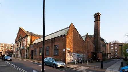 The grade II listed building is included in the Victorian Society's list of the most endangered Vict