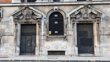 Several residents who live near Haggerston Baths are worried the Covid-19 lockdown could have an imp