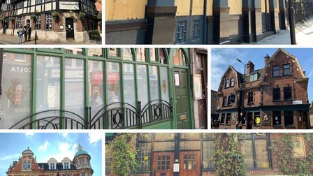 101 north London pubs in lockdown. Picture: Archant