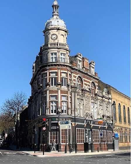 The Boston Arms, Junction Road, Tufnell Park.