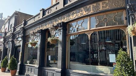 The Bull & Gate in Kentish Town Road, Kentish Town. Picture: Archant