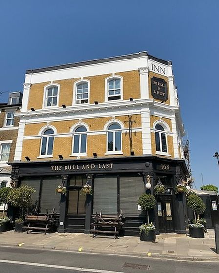 The Bull and Last, In Highgate Road, Highgate. Picture: Archant