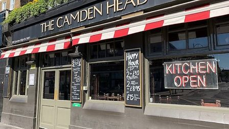 The Camden Head, in Camden High Street, Dalston. Picture: Archant
