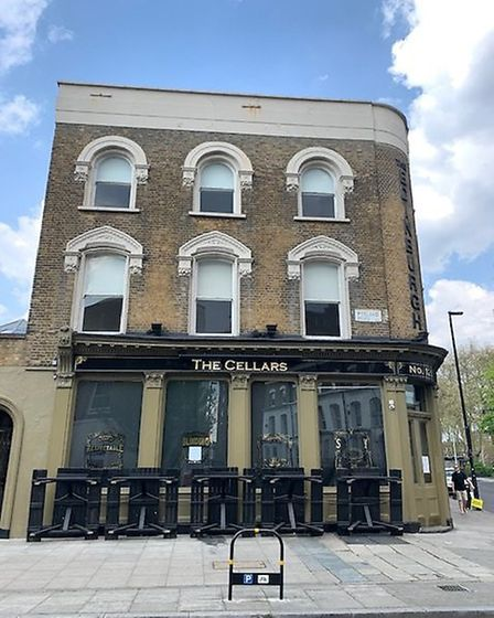The Cellars in Newington Green Road. Picture: Archant